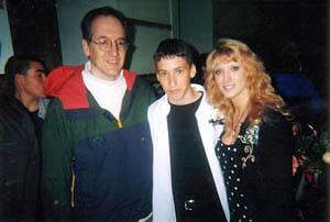Michael, Don and Julie